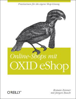 Online shops with OXID eShop